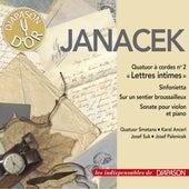 Janáček: Sinfonietta, Lettres intimes, Sonate pour violon & Sur un sentier broussailleux (Les indispensables de Diapason) by Various Artists