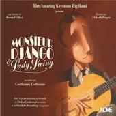 Monsieur Django et Lady Swing by Guillaume Gallienne