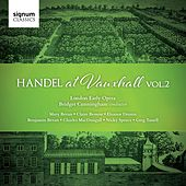 Handel at Vauxhall, Vol. 2 by Various Artists