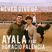 Never Give Up by Ayala