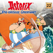 22: Die große Überfahrt von Asterix