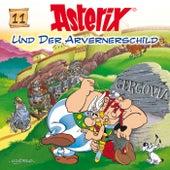 11: Asterix und der Arvernerschild von Asterix