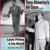 Tony Almerico's All-Stars / Leon Prima & His Band by Roy Zimmerman