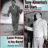 Tony Almerico's All-Stars / Leon Prima & His Band de Roy Zimmerman