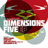 Dimensions 5 EP von Various Artists