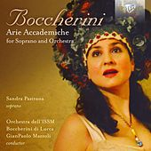 Boccherini: Arie accademiche for Soprano and Orchestra by Various Artists