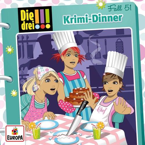 051/Krimi-Dinner von Die Drei !!!