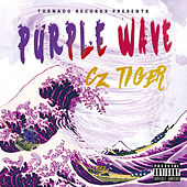 Puple Wave by Cz TIGER