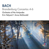 Bach: Brandenburg Concertos 4-6 by Various Artists
