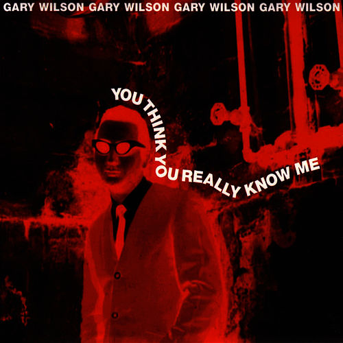 You Think You Really Know Me by Gary Wilson
