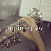 Maestros de jazz by Various Artists