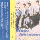 Conjunto Amanecer, Vol. 1 by Conjunto Amanecer
