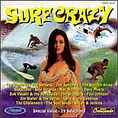 Surf Crazy: Original Surfin' Hits by Various Artists