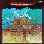 Prokofiev: Piano Sonatas Nos. 7 & 8; Two Pieces from