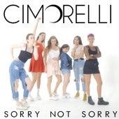 Sorry Not Sorry de Cimorelli