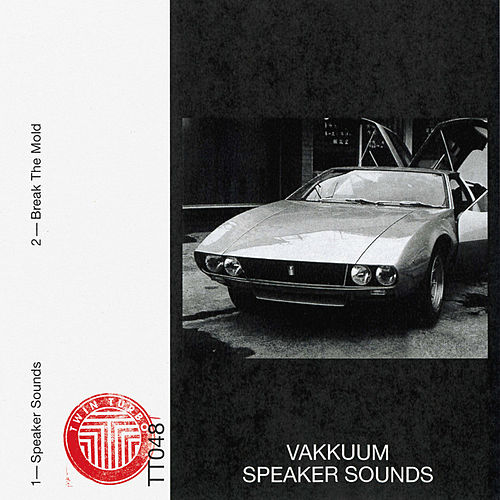 Speaker Sounds by Vakkuum