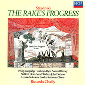 Stravinsky: The Rake's Progress de Riccardo Chailly