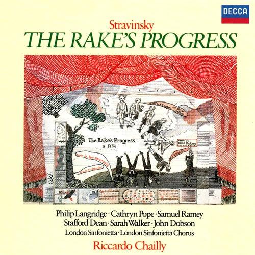 Stravinsky: The Rake's Progress de Riccardo Chailly