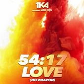54: 17 Love (No Weapon) by Tka