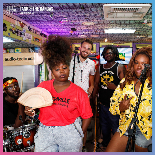 Jam in the Van - Tank and the Bangas by Tank and the Bangas