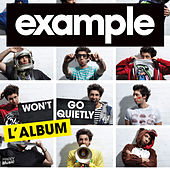 Won't Go Quietly - L'album de Example