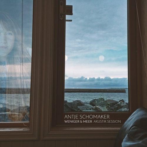 Weniger & Meer (Akustik Session) by Antje Schomaker