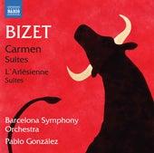 Bizet: Carmen & L'arlésienne Suites by Orquestra Simfònica De Barcelona I Nacional De Catalunya