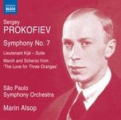 Prokofiev: Orchestral Works by Orquestra Sinfônica Do Estado De São Paulo