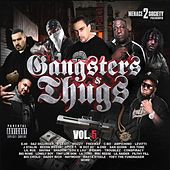 Menace 2 Society Presents: Gangsters & Thugs, Vol. 5 by Various Artists