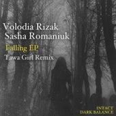 Falling EP de Sasha Romaniuk Volodia Rizak