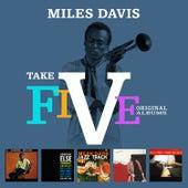 Take Five Original Albums de Miles Davis