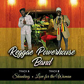 Skanking by Reggae Powerhouse Band