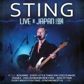 Live in Japan 1994 de Sting
