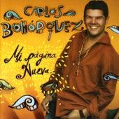 Mi pagina nueva de Carlos Bohorquez