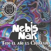 Todo el Año es Carnaval (feat. Centralistas Socavón Santiago) de Nebis Nak