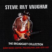 The Broadcast Collection -  Mann Music Center, Philadelphia 30 June '87 by Stevie Ray Vaughan