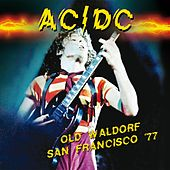 Old Waldorf, San Francisco '77 de AC/DC