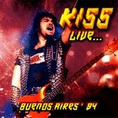 Live... Buenos Aires '94 de KISS