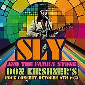 Don Kirshner's Rock Concert October 9th 1973 van Sly & The Family Stone