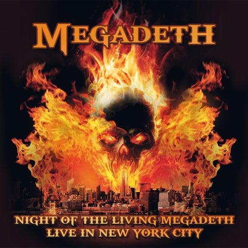 Night of the Living Megadeth - Live in New York City de Megadeth