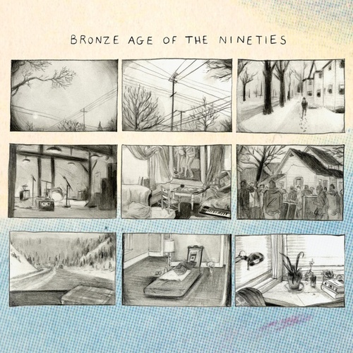 Bronze Age of the Nineties by Liance