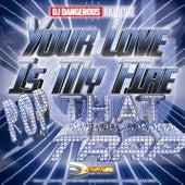 Your Love is My Fire (Pop That Trap) de DJ Dangerous Raj Desai