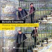 Música Nova para Instrumentos Antigos II by António Carrilho