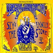 Texas International Pop Festival - Remastered by Sly & The Family Stone