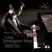 Louis Schwizgebel-Wang: Mendelssohn, Mozart, Moszkowski & Schulhoff by Various Artists