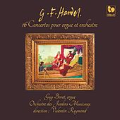 Handel: 16 Concertos for Organ and Orchestra by Various Artists