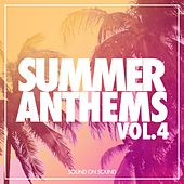 Summer Anthems, Vol. 4 - EP by Various Artists