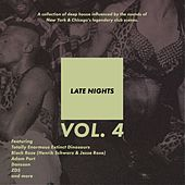 Late Nights, Vol. 4 - EP de Various Artists