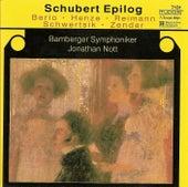 BERIO, L.: Rendering / ZENDER, H.: Chore / REIMANN, A.: Metamorphosen on a Minuet of Franz Schubert (Schubert Epilog) (Bamberg Symphony, Nott) by Various Artists