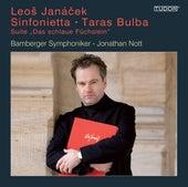 JANACEK, L.: Sinfonietta / Taras Bulba / The Cunning Little Vixen Suite (Bamberg Symphony, Nott) de Jonathan Nott